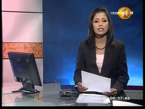 Sirasa Breakfast news - 21.08.2013 - 6.30 am