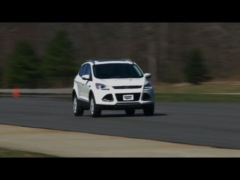2013 Ford Escape first look from Consumer Reports