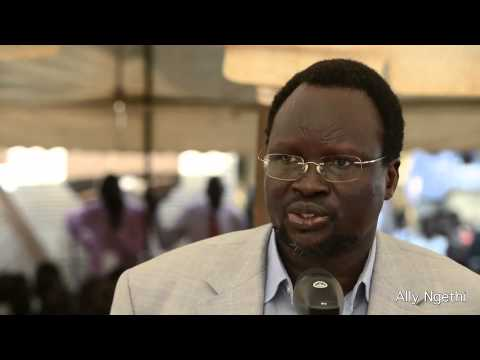 SOUTH SUDAN Dr. MAJAK D'Agoot  SPEECH MAY 4,2014