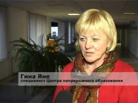 Смотреть видео Надо бы организовать курсы русского языка в Вентспилсе