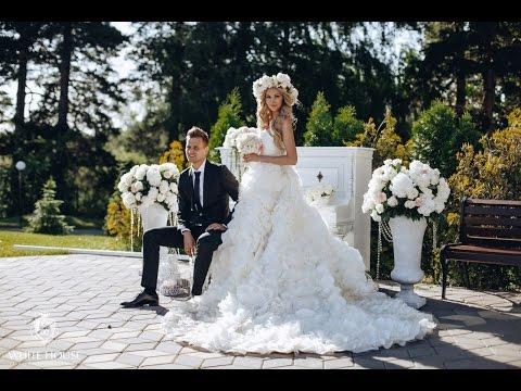 Свадьба Сергея и Елены в загородном отеле