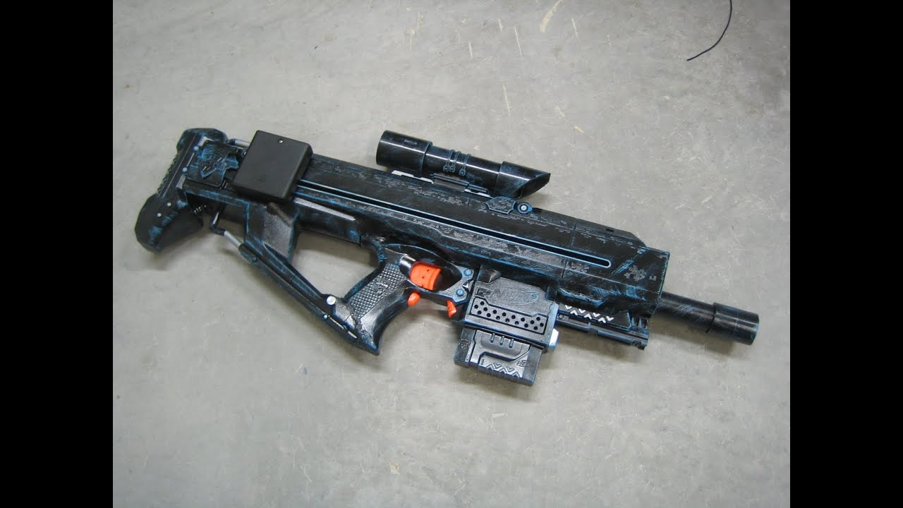 Mod Nerf Stryfe Centurion Shell Integration Modified