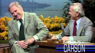 Johnny Carson: Ed McMahon Appears Drunk on The Tonight Show, 1977