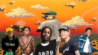 Celebrities Talk About Tyler, The Creator (A$AP Rocky, Lil Wayne, Logic, Kyle & more)