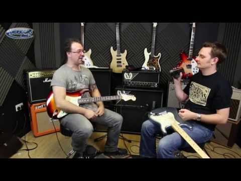 Fender Deluxe Strat Plus - Personality Card Review (Part 2)