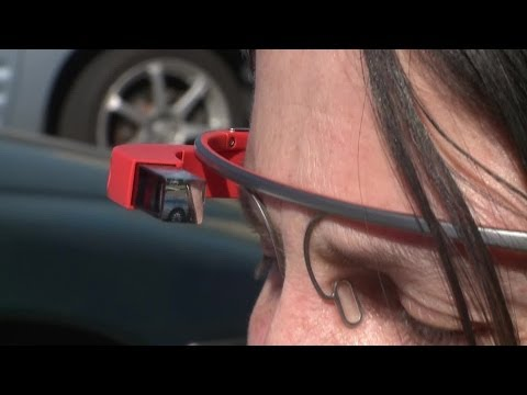 Driving with Google Glass ticket dismissed