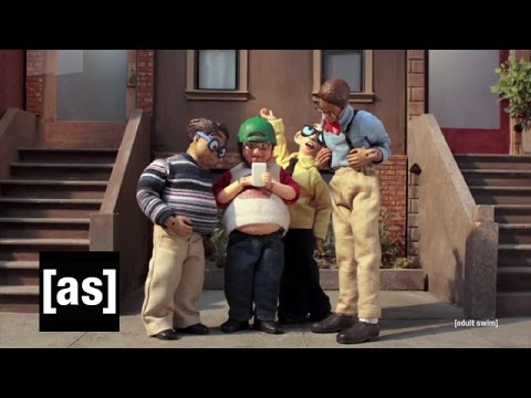 Star Wars Episode VII Jitters Song | Robot Chicken | Adult Swim