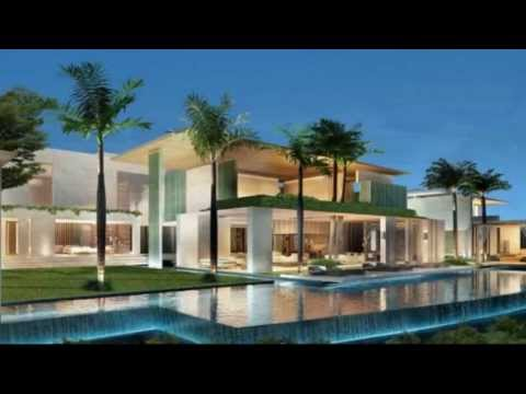 Luxury Villas in Emirates Hills Dubai for sale