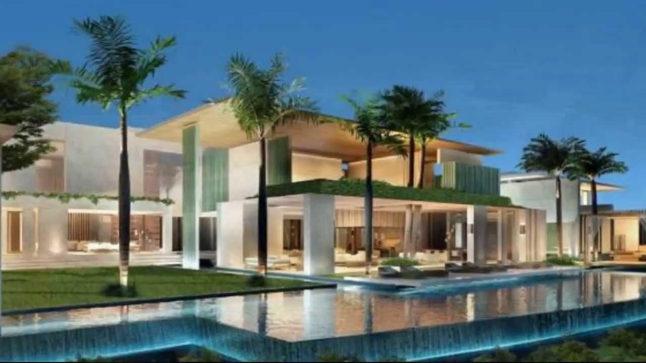 Luxury Villas in Emirates Hills Dubai for sale - YouTube