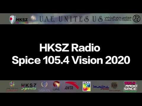 HKSZ & RADIO SPICE 105.4 VISION 2020