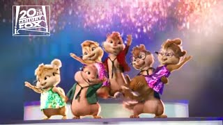 Chipmunks & Chipettes BAD ROMANCE Music Video
