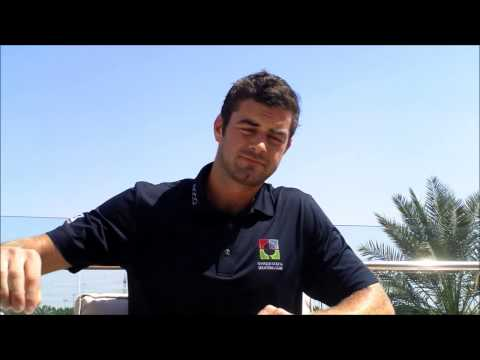 Tee Break Interview with Scott Graham Pro at Sharjah Golf & Shooting Club