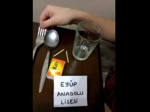 EYÜP ANADOLU LİSESİ - Fizik Deneyleri