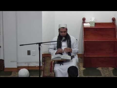 Moderation In Worship - Riyad-us-Saliheen Series