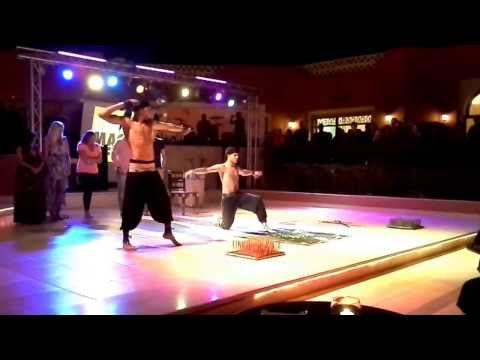 Egypt Show with Pretty Ladies Part 1