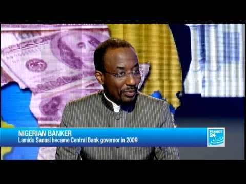 Sanusi Lamido Sanusi, Governor of the Central Bank of Nigeria