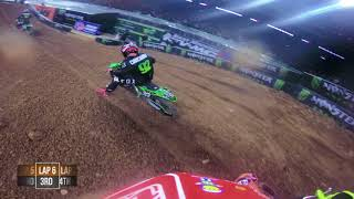 GoPro: Shane Mcelrath Main Event 2018 Monster Energy Supercross from Houston