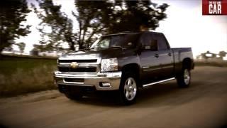 2012 Chevrolet Silverado 2500 HD Fast Look Review & Drive videos