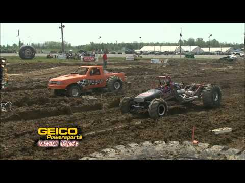 Lucas Oil...On The Edge! Episode 177 - Mud Drags / Tough Trucks / Mons
