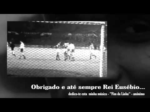 REI Eusébio  - Homenagem de um português anónimo
