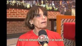 Jornada Solid�ria comemora 50 anos com festa animada para a crian�ada