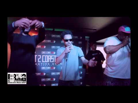 22's Whop feat Pearl Gang [Coast 2 Coast Live Performance]