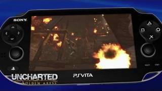 Uncharted PS Vita Gameplay