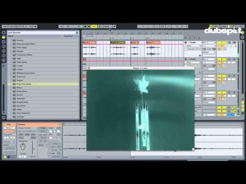 Ableton Tutorials Week 6: Repitch Warp Mode + ReSampling Windchimes