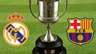 Real Madrid Vs Barcelona 2 1★☆★ Goles Todos Y