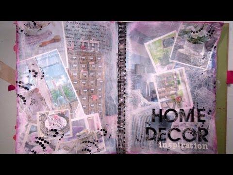 C U00f3mo Hacer Un Collage Con Hojas De Revista TUTORIAL YouTube