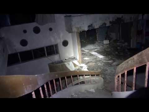 心霊マニアの旅 2013 Ghost Research 神奈川県 ブロックアート Phim Video Clip