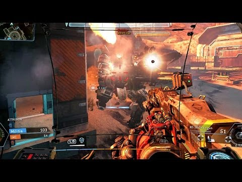 Titanfall MULTIPLAYER GAMEPLAY! R-101C Attrition Demeter (Xbox One XB1 Titan Fall Online Today HD)