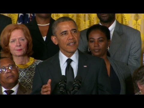 Obama: Minimum wage 'a simple issue'