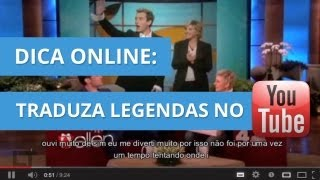 Como Ativar Legendas Em Português Para Todos Os Vídeos