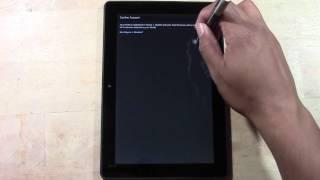 Kindle Fire HDX (8.9) How To Setup