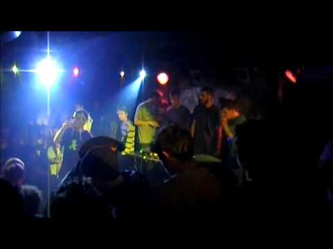 Bong Da City - Snakefist | Live An Club 2011