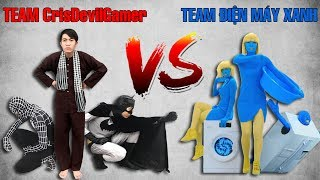 Team CrisDevilGamer VS Team Điện Máy Xanh