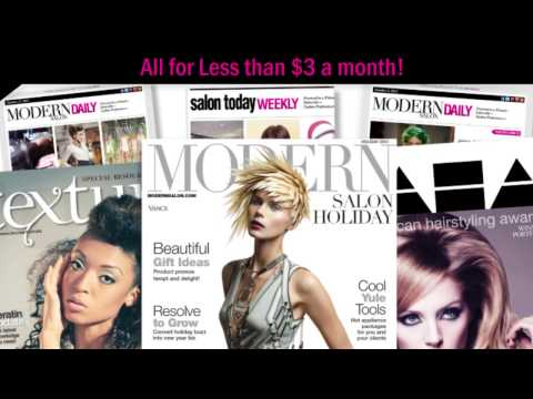 Get Your Modern Salon Issue Today