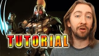 FULGORE TUTORIAL by Maximilian (Beginners Killer Instinct Guide)