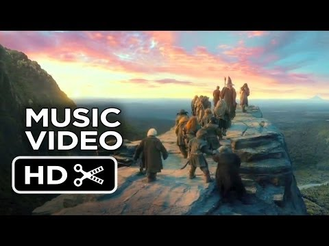 The Hobbit: The Desolation of Smaug - Ed Sheeran Music Video -