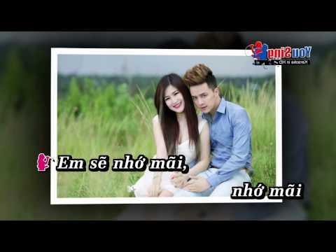 Karaoke Cao Thai Son, Huong Tram   Van Yeu Tung Phut Giay KARAOKE