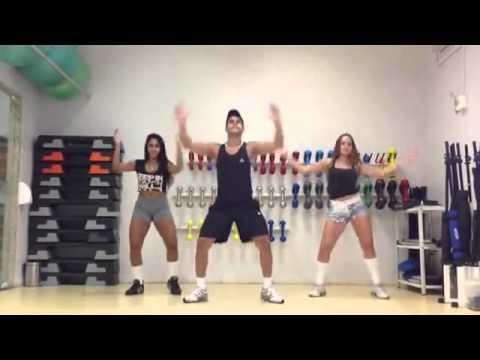 Gasparzinho   Vai no Cavalinho,  coreografia Daniel Saboya