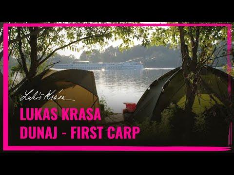 LK Baits - Dunaj - Můj velký příběh - První výprav