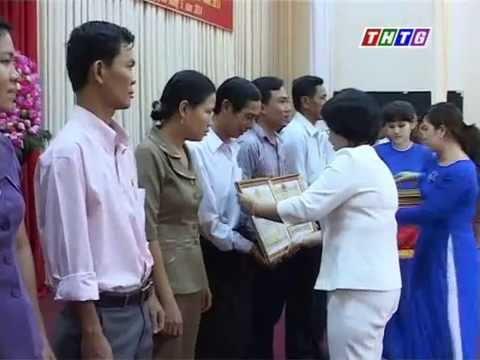Tiền Giang tổng kết chuyên đề thi đua phổ cập giáo dục mầm non năm 2013