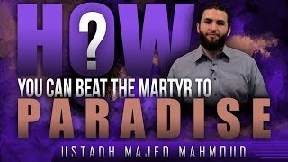 How You Can Beat The Martyr To Paradise! ᴴᴰ