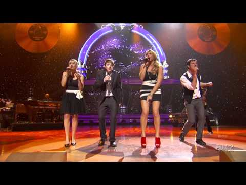 The Night Has A Thousand Eyes - American Idol Vegas Week