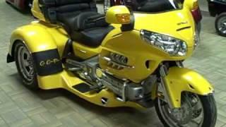New! 2010 Honda Goldwing IRS Trikes $30,900