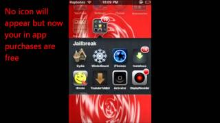 Free app store apps! In app purchase! Cydia apps! view on youtube.com tube online.
