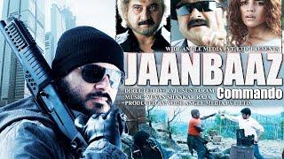 Jaanbaaz Comando Ajith, Nayantara Hindi Dubbed Action