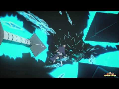 Naruto Ultimate Ninja Storm Revolution - Team 7 Ultimate Jutsu's (Naruto/Kakashi/Sasuke/Sakura)